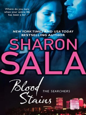 cover image of Blood Stains