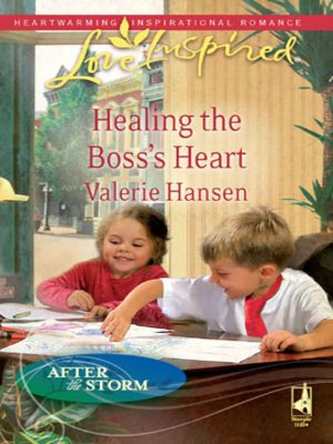 cover image of Healing the Boss's Heart