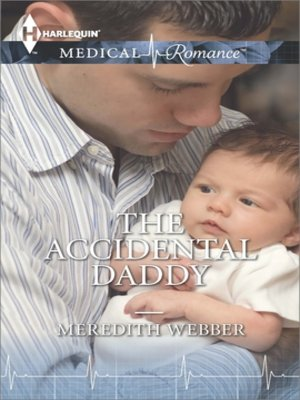 cover image of The Accidental Daddy