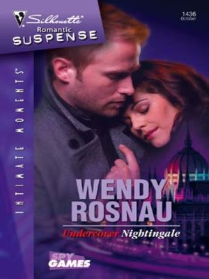 cover image of Undercover Nightingale