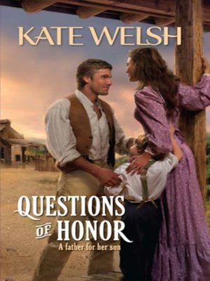 cover image of Questions of Honor