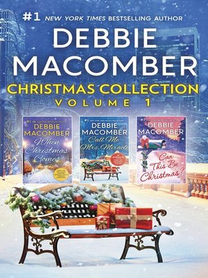 cover image of Christmas Collection, Volume 1