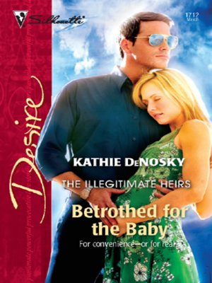 cover image of Betrothed for the Baby