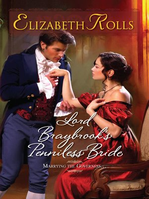 cover image of Lord Braybrook's Penniless Bride