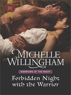 cover image of Forbidden Night with the Warrior