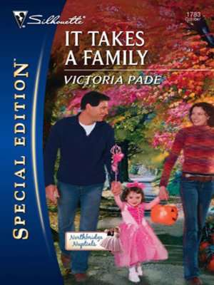 cover image of It Takes a Family
