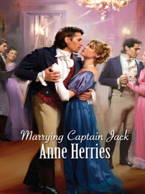 cover image of Marrying Captain Jack
