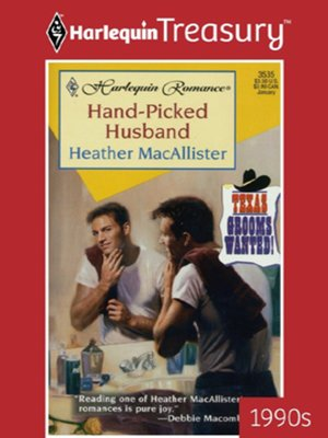cover image of Hand-Picked Husband