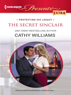 cover image of The Secret Sinclair
