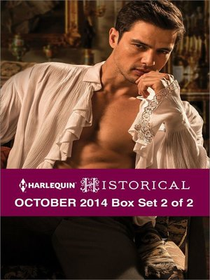 cover image of Harlequin Historical October 2014 - Box Set 2 of 2: Zachary Black: Duke of Debauchery\Betrayed by His Kiss\Falling for Her Captor
