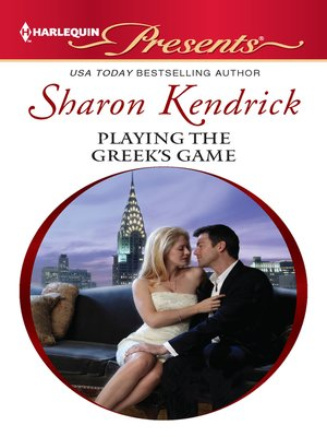 cover image of Playing the Greek's Game