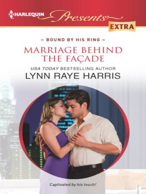 cover image of Marriage Behind the Facade