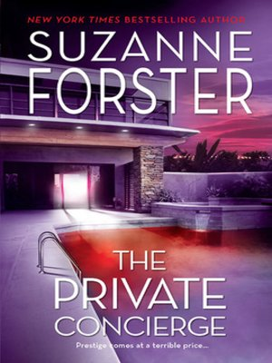 cover image of The Private Concierge