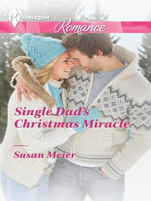 cover image of Single Dad's Christmas Miracle