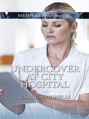 cover image of Undercover at City Hospital
