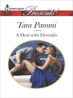 cover image of A Deal with Demakis
