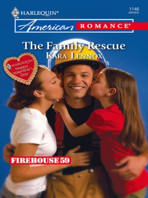 cover image of The Family Rescue