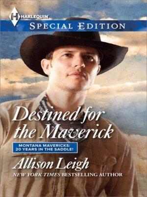 cover image of Destined for the Maverick