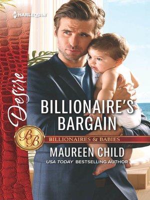 cover image of Billionaire's Bargain