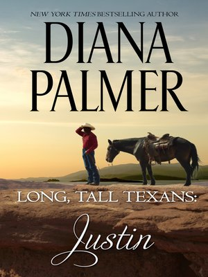 cover image of Long, Tall Texans--Justin--A Second Chance Cowboy Romance