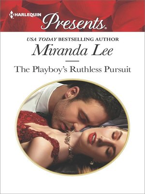 cover image of The Playboy's Ruthless Pursuit--An Emotional and Sensual Romance