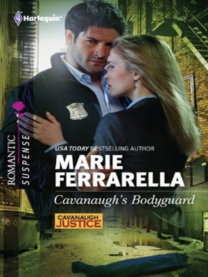 cover image of Cavanaugh's Bodyguard
