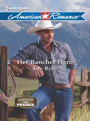 cover image of Her Rancher Hero