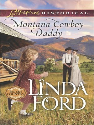 cover image of Montana Cowboy Daddy