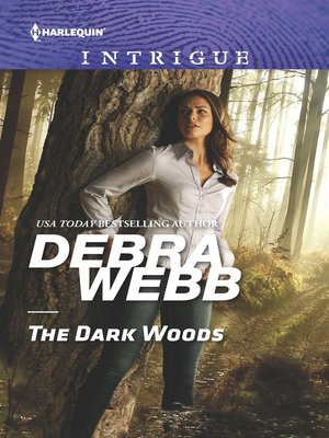 cover image of The Dark Woods