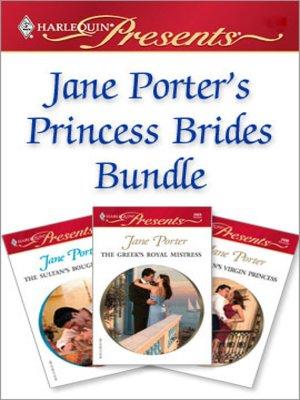 cover image of Jane Porter's Princess Brides Bundle