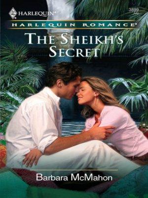 cover image of The Sheikh's Secret