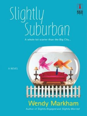 cover image of Slightly Suburban