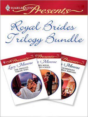 cover image of Royal Brides Trilogy Bundle