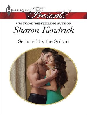 cover image of Seduced by the Sultan