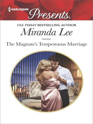 cover image of The Magnate's Tempestuous Marriage