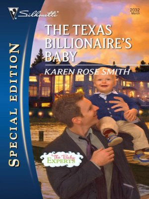 cover image of The Texas Billionaire's Baby