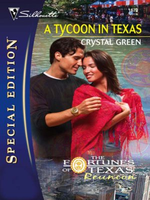 cover image of A Tycoon in Texas