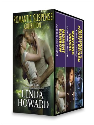 cover image of Romantic Suspense Collection
