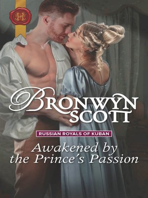 cover image of Awakened by the Prince's Passion