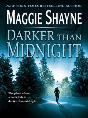 cover image of Darker Than Midnight