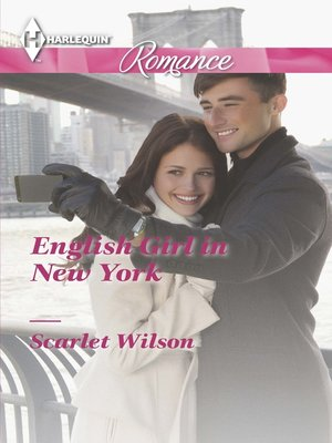 cover image of English Girl in New York