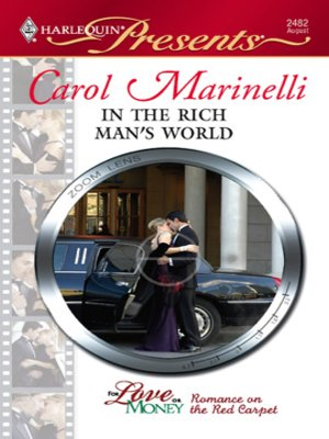 cover image of In the Rich Man's World