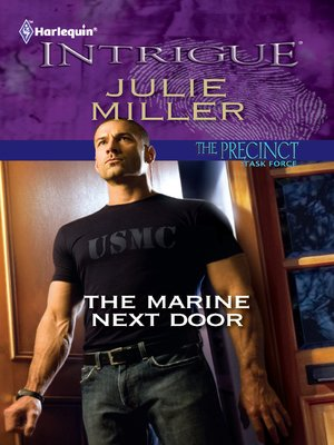 cover image of The Marine Next Door