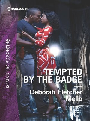 cover image of Tempted by the Badge