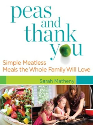 cover image of Peas and Thank You