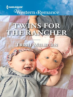 cover image of Twins for the Rancher