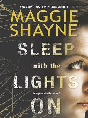 cover image of Sleep with the Lights On