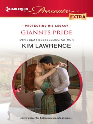 cover image of Gianni's Pride