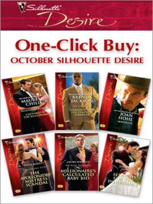 cover image of October Silhouette Desire