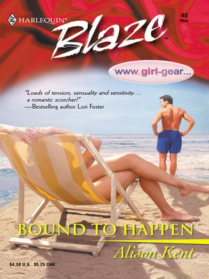 cover image of Bound to Happen